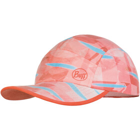 Buff 5 Panels Bonnet Enfant, heavens pink